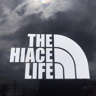 ハイエース HIACE ステッカー