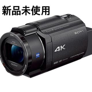SONY - 【新品未使用】SONY FDR-AX45 B ブラック