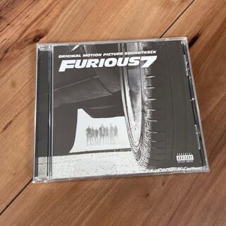 ユニバーサルエンターテインメント(UNIVERSAL ENTERTAINMENT)のFURIOUS7 CD ワイルドスピード(映画音楽)