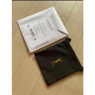 イヴサンローランボーテ(Yves Saint Laurent Beaute)のイヴサンローラン YSL 巾着 袋(ポーチ)