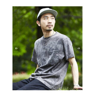 THE NORTH FACE - THE NORTH FACE×JOURNAL STANDARDタイダイ Tシャツ