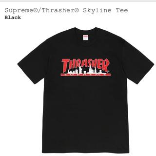 """Supreme - Supreme / Thrasher® Skyline """"Black"""" M"""