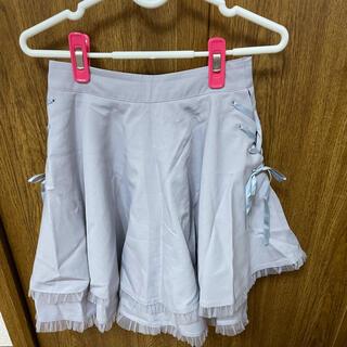 ロジータ(ROJITA)のROJITA フリルスカート(ひざ丈スカート)