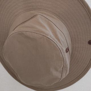 モンベル(mont bell)のモンベル 帽子  ハット  Sサイズ (登山、トレッキングなど‥‥)(登山用品)