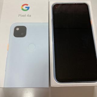 Google - Google Pixel 4a 128GB SIMロック解除済