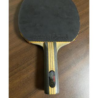 ニッタク(Nittaku)の卓球ラケット ニッタク アコースティック acoustic ファスターク(卓球)