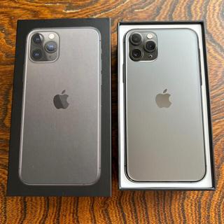 Apple - iPhone11Pro 64GB スペースグレイ SIMフリー 美品
