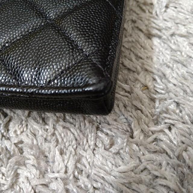 CHANEL(シャネル)のお値下げ CHANEL 携帯ケース チェーンウォレット  レディースのバッグ(ショルダーバッグ)の商品写真