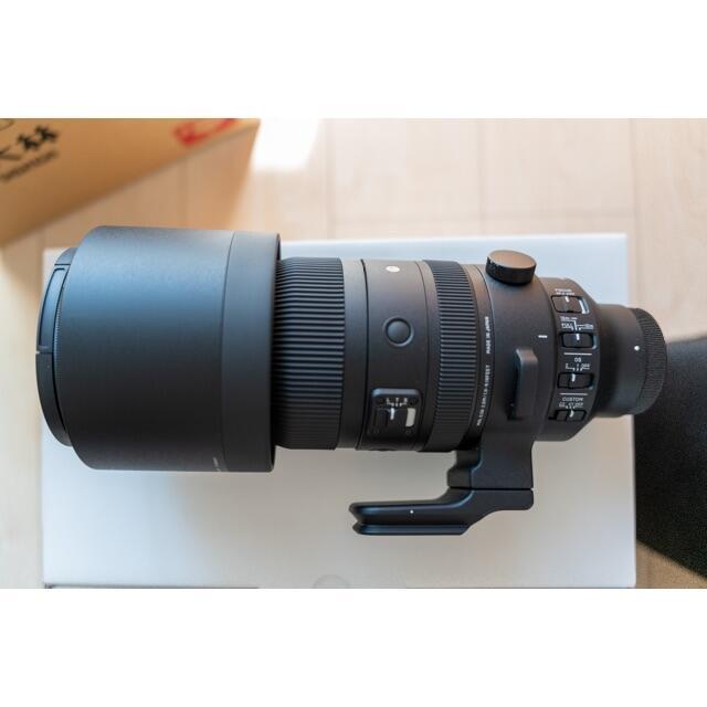 SIGMA(シグマ)の「専用」Sigma 150-600mm DG DN Sports ソニEマウント スマホ/家電/カメラのカメラ(レンズ(ズーム))の商品写真