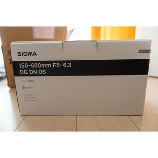 SIGMA - シグマ Sigma 150-600mm DG DN Sports ソニEマウント