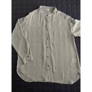 テチチ(Techichi)のシャツ ブラウス ライトグリーン(シャツ/ブラウス(長袖/七分))