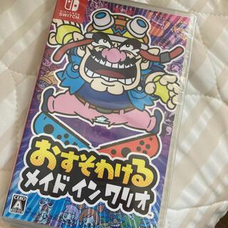 任天堂 - ❌値下げ不可❌ メイドインワリオ Nintendo Switch