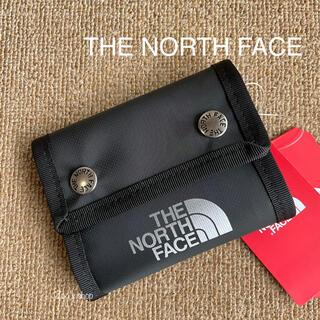 在庫1 ノースフェイス BCドットウォレット 財布 海外限定 外箱無し