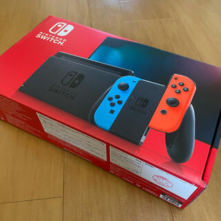 Nintendo Switch - Nintendo Switch本体 美品