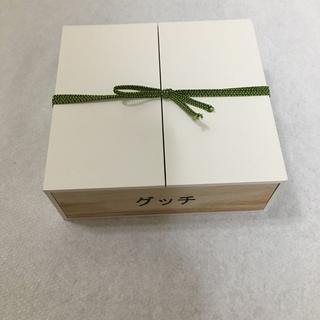 グッチ(Gucci)のグッチ100周年記念 木箱(ノベルティグッズ)
