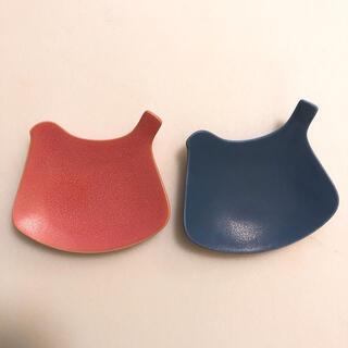 mina perhonen - イイホシユミコ 廃盤toriトリプレート2枚セット 希少ピンク、ブルー人気
