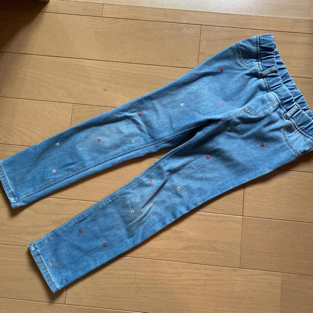 GAP(ギャップ)のGAP ギャップ デニム 110cm キッズ/ベビー/マタニティのキッズ服女の子用(90cm~)(パンツ/スパッツ)の商品写真