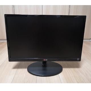 エルジーエレクトロニクス(LG Electronics)のPCディスプレイ 21.5インチ 1920x1080(ディスプレイ)