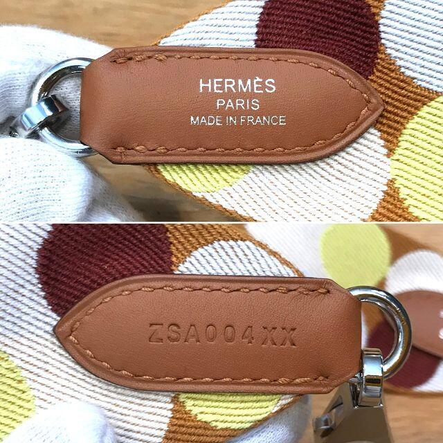 Hermes(エルメス)の新品未使用 エルメス 入手困難 バンドリエール サングル フリッパーボール レディースのファッション小物(その他)の商品写真