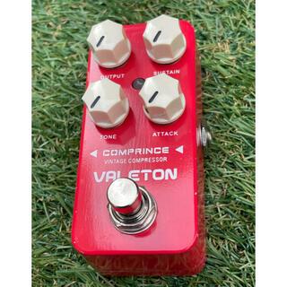 VALETON COMPRINCE コンプレッサー エフェクター(エフェクター)