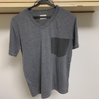 アングリッド(Ungrid)のungrid  フェイクポケットTシャツ(Tシャツ(半袖/袖なし))