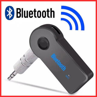 即発送 Bluetooth レシーバー イヤホン スピーカー カーオーディオ