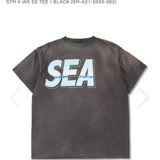 SEA - XLサイズ WIND AND SEA STM X WS SS TEE