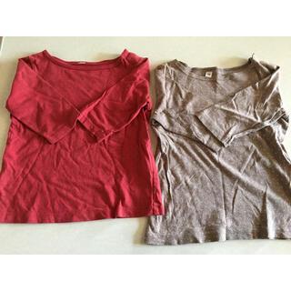 ムジルシリョウヒン(MUJI (無印良品))の無印 90 ロンT(Tシャツ/カットソー)