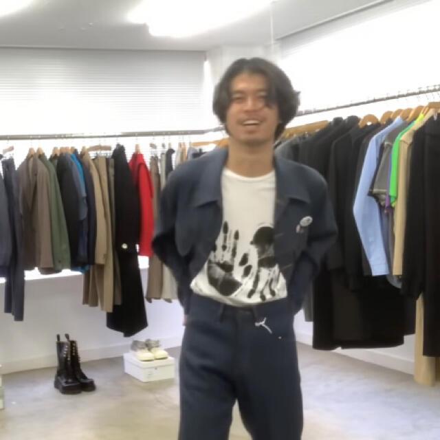UNUSED(アンユーズド)のdairiku Straight Flasher Pressed Pants メンズのパンツ(スラックス)の商品写真