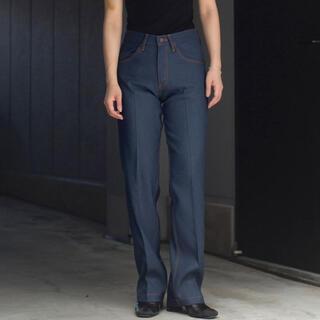 UNUSED - dairiku Straight Flasher Pressed Pants