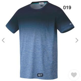 ヨネックス(YONEX)のヨネックステニスシャツ M(ウェア)