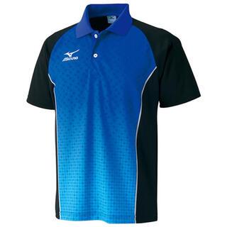 ミズノ(MIZUNO)の卓球 ゲームシャツ ミズノ 82JA400392 サイズSS MIZUNO(卓球)