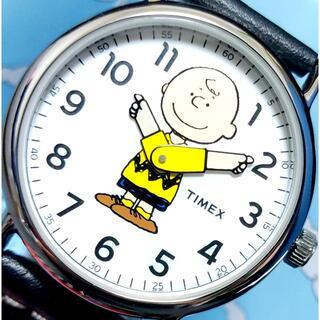 TIMEX - TIMEX タイメックス PEANUTS チャーリーブラウン ウィークエンダー