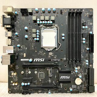 動作未確認 MSI H170M-S01 マザーボード LGA1151 ジャンク