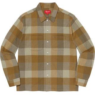 Supreme - Supreme plaid flannel shirt サイズM