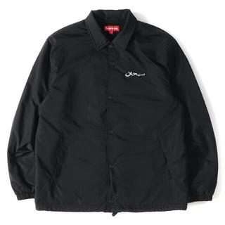 Supreme - Supreme - Arabic Logo Coaches Jacket M