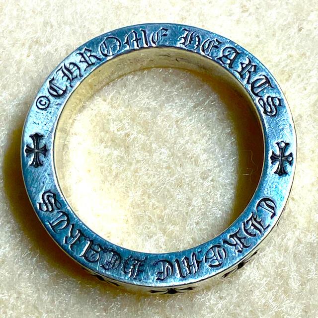 Chrome Hearts(クロムハーツ)のクロムハーツ  シルバーリング メンズのアクセサリー(リング(指輪))の商品写真