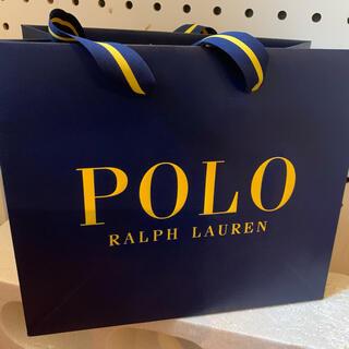 ポロラルフローレン(POLO RALPH LAUREN)のポロラルフローレン☆ショッパー(ショップ袋)