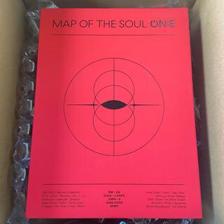 ボウダンショウネンダン(防弾少年団(BTS))のBTS MAP OF THE SOUL ON:E DVD(K-POP/アジア)