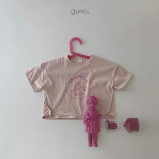【新品】guno  クレっパーT  ピンク   XS