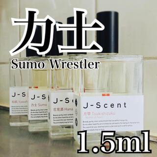 ルース(LUZ)のJ-Scent ジェイセント フレグランスコレクション 香水 09 力士(ユニセックス)