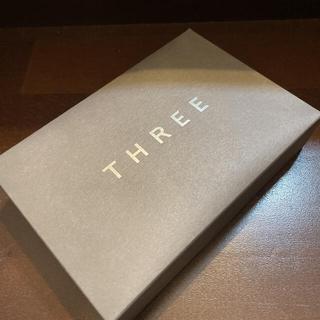 THREE - THREE フォー メン ジェントリング トライアルキット