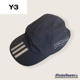 ワイスリー(Y-3)の【希少】Y-3 リバーシブル スポーツキャップ 54〜60cm(キャップ)