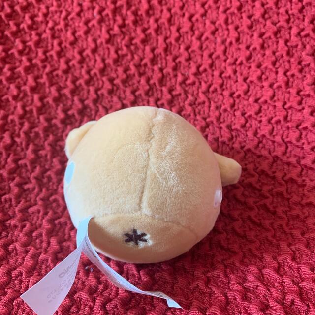 ポムポムプリン(ポムポムプリン)のポムポムプリン ちぎりパンマスコット エンタメ/ホビーのおもちゃ/ぬいぐるみ(キャラクターグッズ)の商品写真
