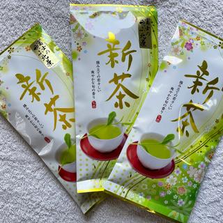 お待たせしました 農家直売 静岡の無農薬のお茶 緑茶 100g×3袋