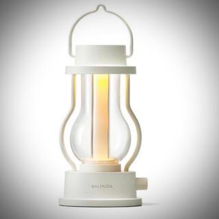 バルミューダ(BALMUDA)の【週末特価】BALMUDA The Lantern」ザ・ランタンL02A-WH(ライト/ランタン)