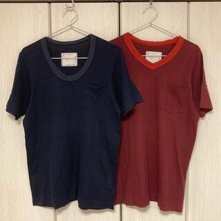 sacai - sacai サカイ Tシャツ 2枚セット