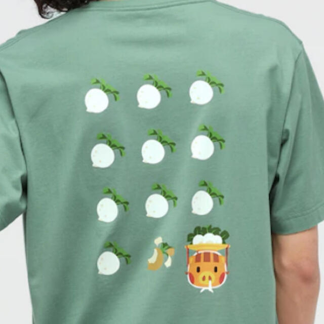 UNIQLO(ユニクロ)のUNIQLO あつまれどうぶつの森Tシャツ メンズのトップス(Tシャツ/カットソー(半袖/袖なし))の商品写真
