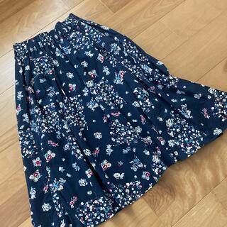 セポ(CEPO)の花柄スカート(ロングスカート)