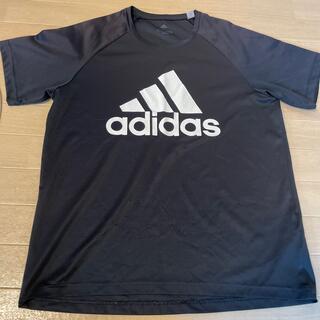 adidas - アディダス adidas   速乾ティシャツ XO   ♪激安出品中♪